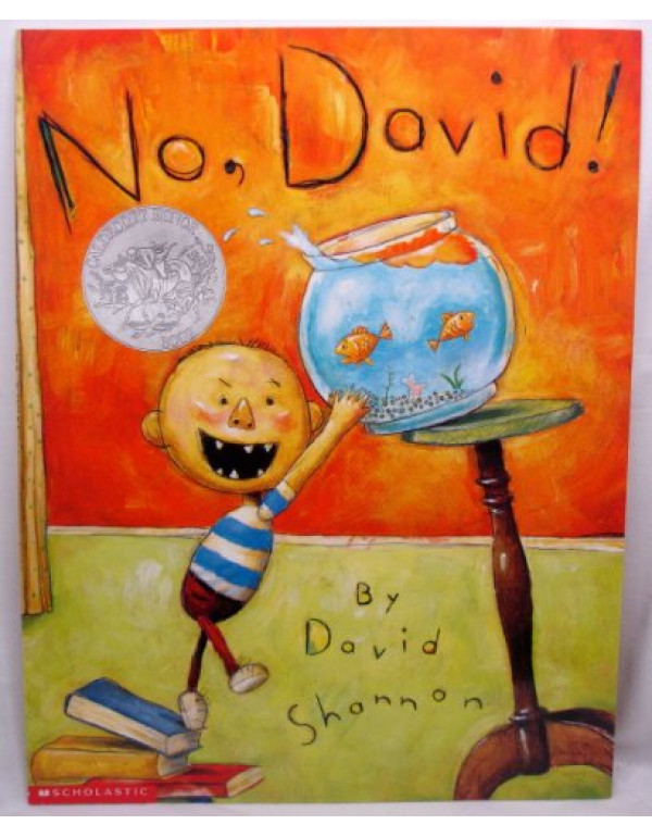 No, David! By David Shannon (0590930036) (97805909...
