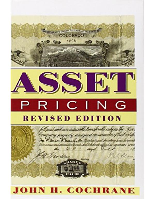 Asset Pricing By Cochrane, John H. (0691121370) (9...