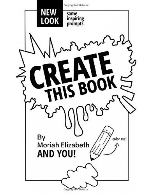 Create This Book By Elizabeth, Moriah
