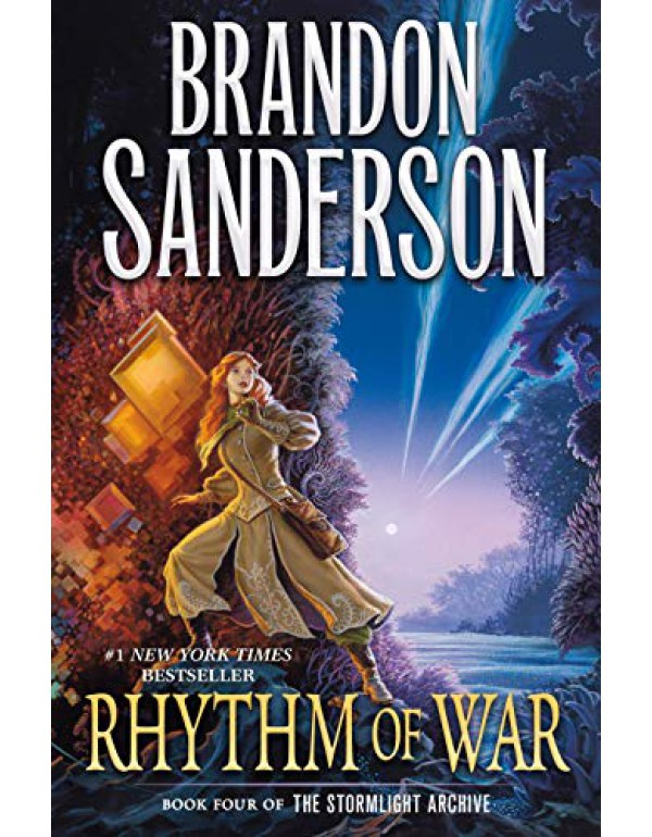 Rhythm of War (The Stormlight Archive, 4) By Sanderson, Brandon (0765326388) (9780765326386)