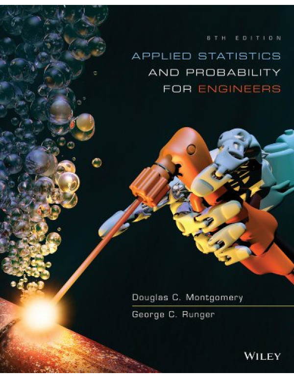 Applied Statistics And Probability For Engineers, ...