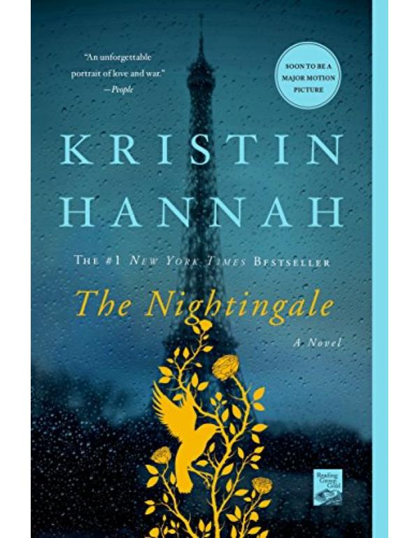 The Nightingale: A Novel By Hannah, Kristin (1250080401) (9781250080400)