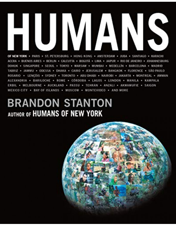 Humans By Stanton, Brandon (1250114292) (9781250114297)