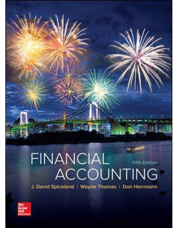 Financial Accounting 5th Edition By Spiceland, David (1259914895) (9781259914898)