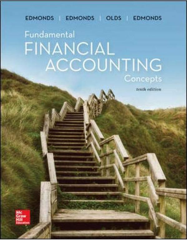 Fundamental Financial Accounting Concepts By Edmonds, Thomas (1259918181) (9781259918186)