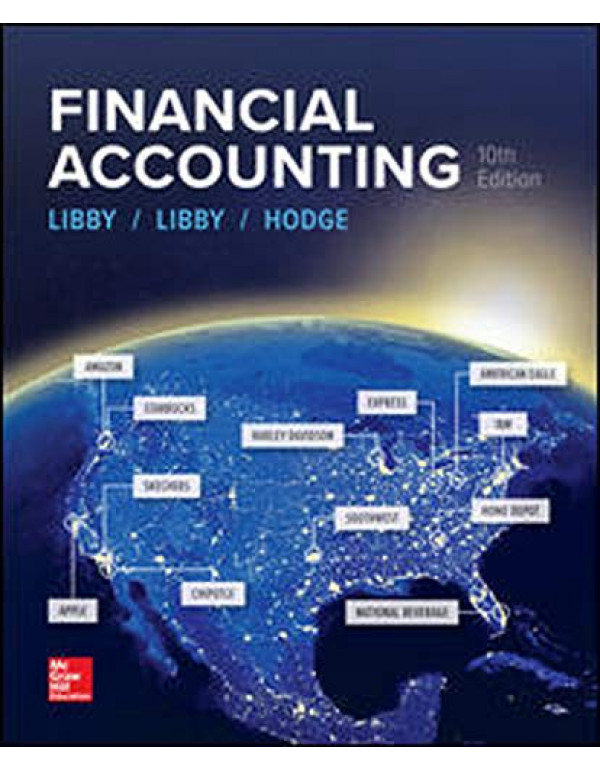 Financial Accounting By Libby, Robert (1259964949) (9781259964947)