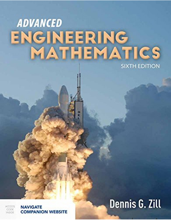 Advanced Engineering Mathematics By Zill, Dennis G...