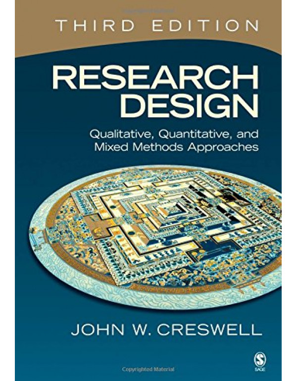 Research Design By John W. Creswell (1412965578) (...