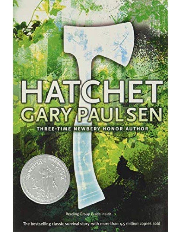 Hatchet By Paulsen, Gary (1416936475) (9781416936473)