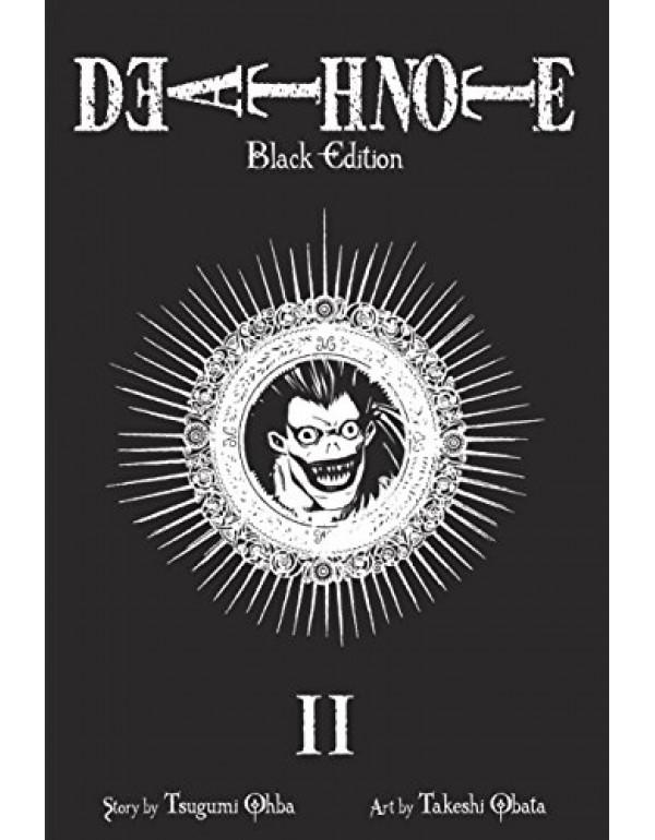 Death Note Black Edition, Vol. 2 By Ohba, Tsugumi ...