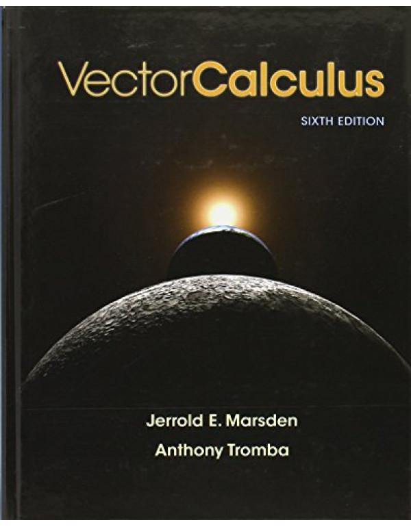 Vector Calculus By Marsden, Jerrold E. (1429215089) (9781429215084)