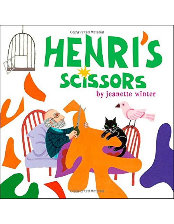 Henri's Scissors By Winter, Jeanette (1442464844) (9781442464841)