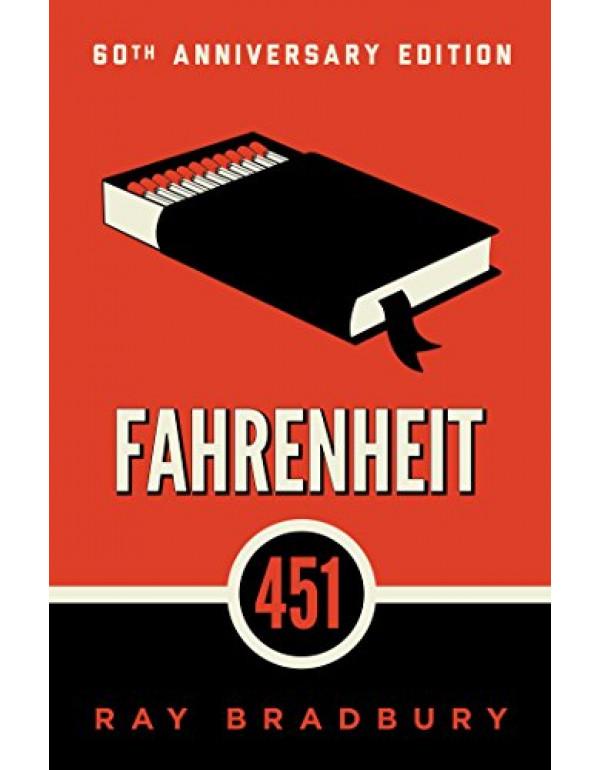 Fahrenheit 451 By Ray Bradbury (1451673310) (9781451673319)