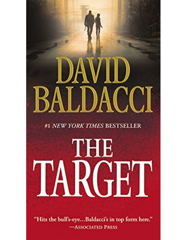 The Target (Will Robie Series) By Baldacci, David (1455521264) (9781455521265)