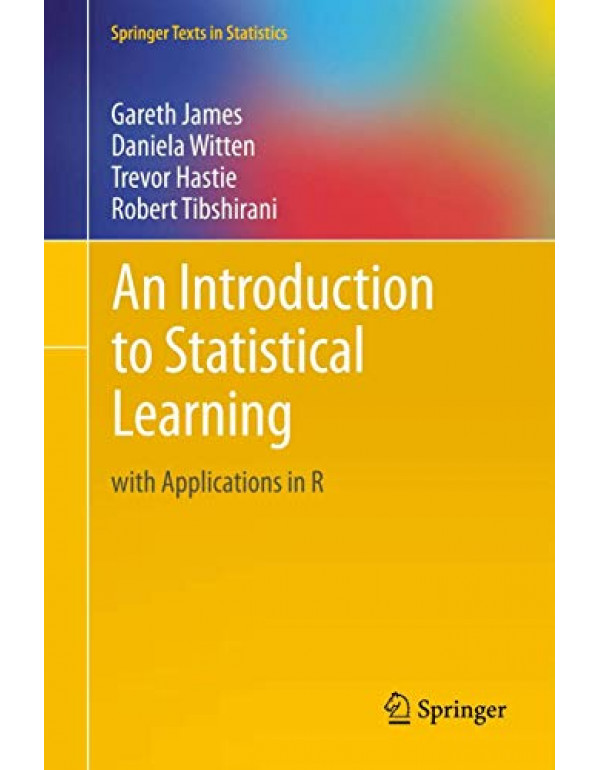An Introduction to Statistical Learning: with Appl...