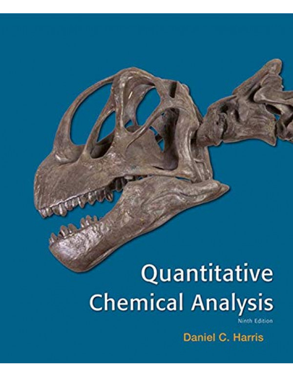 Quantitative Chemical Analysis 9th Edition