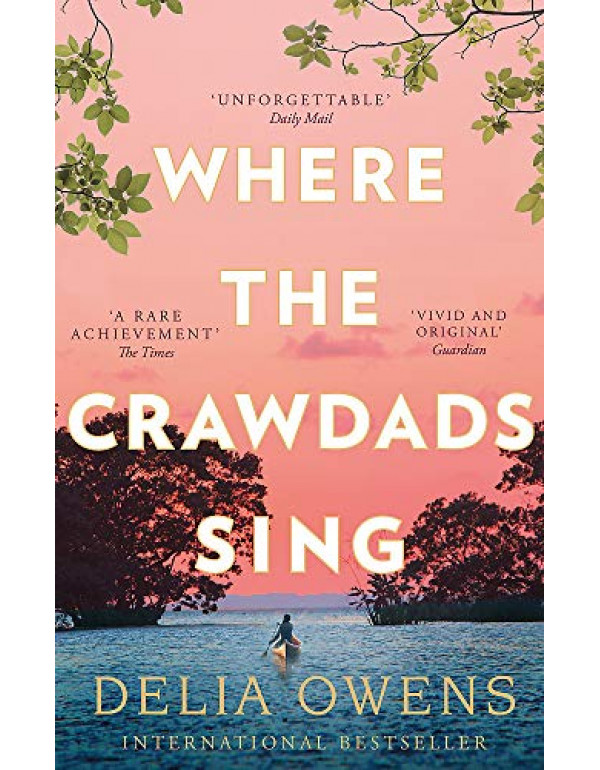 Where the Crawdads Sing By Owens, Delia (1472154665) (9781472154668)