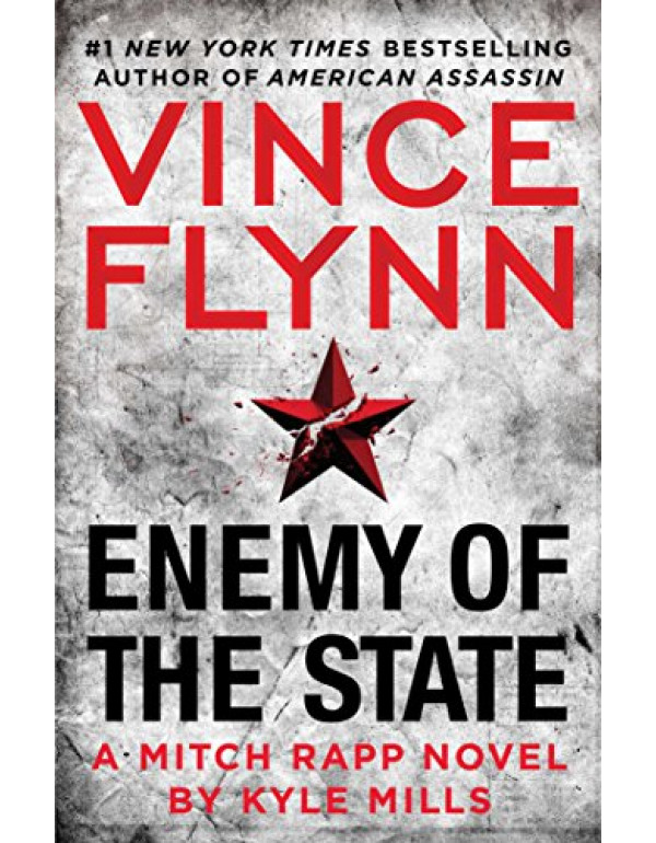 Enemy of the State By Flynn, Vince (1476783519) (9781476783512)