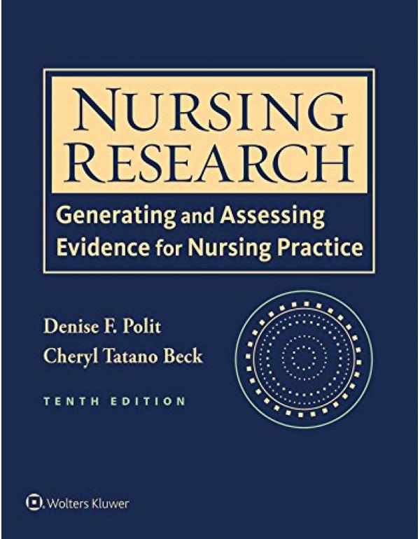 Nursing Research by Polit (1496300238) (9781496300232)