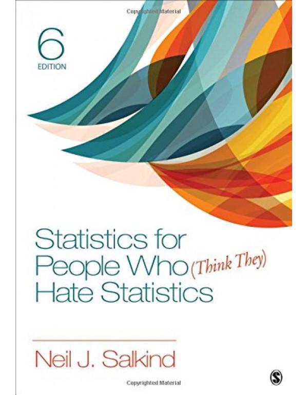 Statistics for People By Salkind, Neil J. (1506333834) (9781506333830)