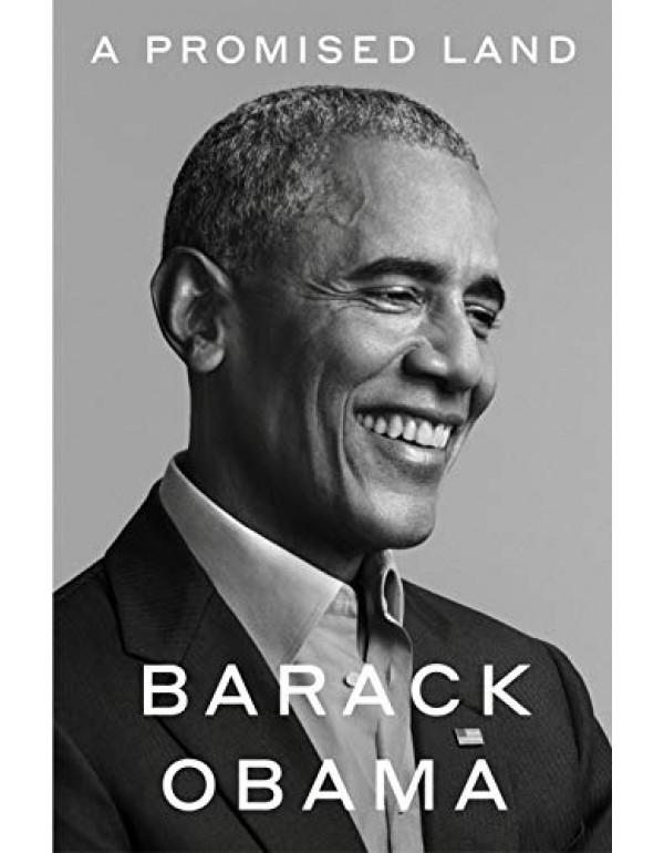 A Promised Land By Barack Obama (1524763160) (9781524763169)