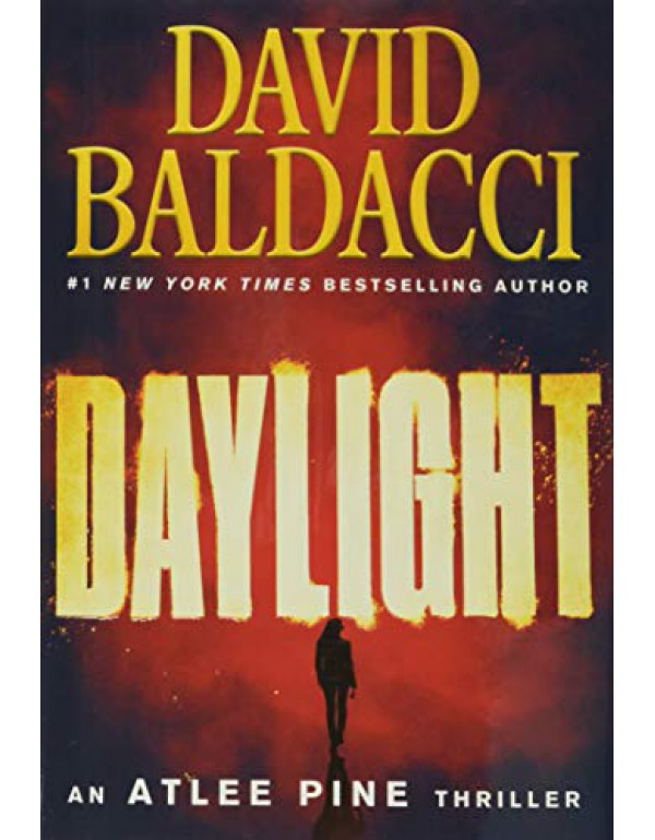 Daylight By Baldacci, David (1538761696) (97815387...