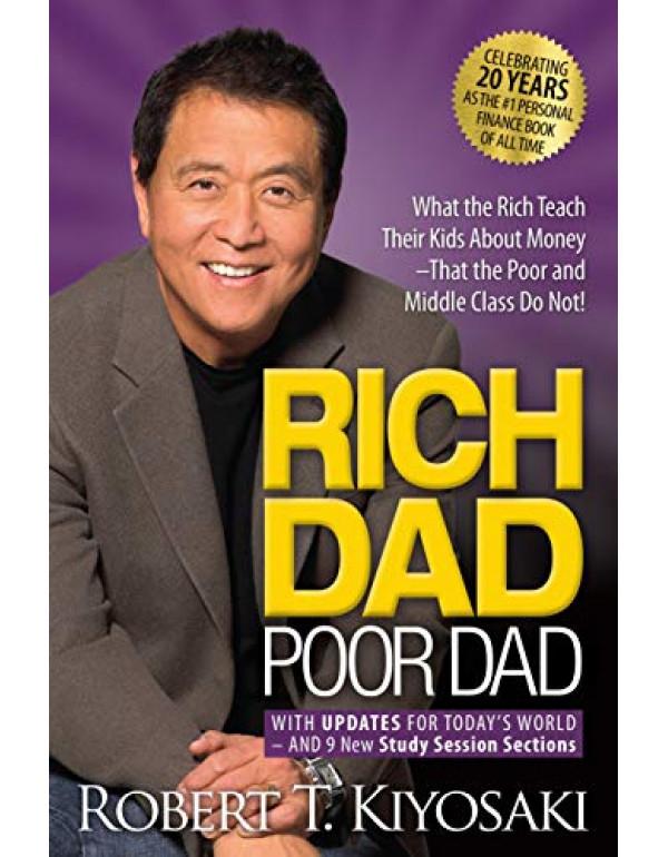 Rich Dad Poor Dad by Robert T. Kiyosaki (1612680178) (9781612680170)