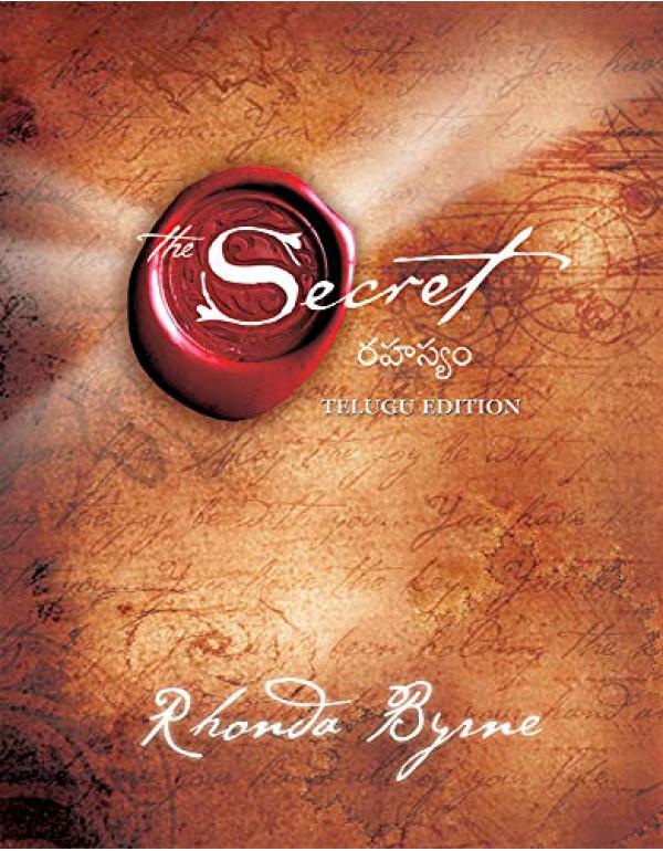 The Secret(Telugu) By Rhonda Byrne