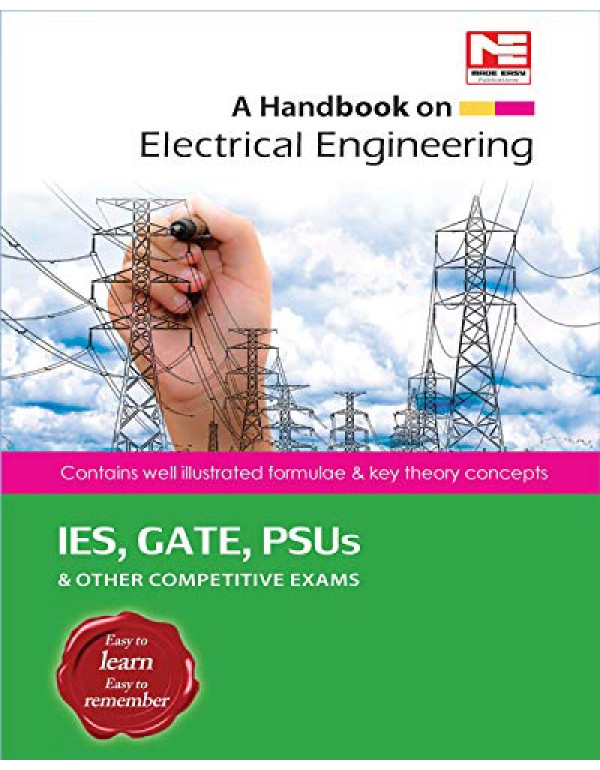 A Handbook for Electrical Engineering By ME Editorial Board