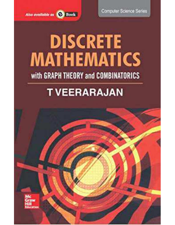 Discrete Mathematics, with Graph Theroy and Combinatorics By Veerarajan, T