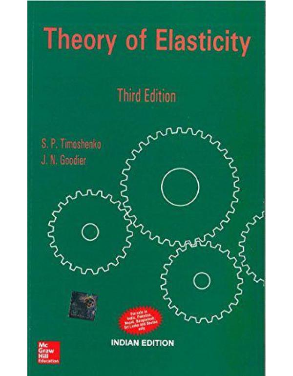 Theory of Elasticity By Timoshenko, Stephen