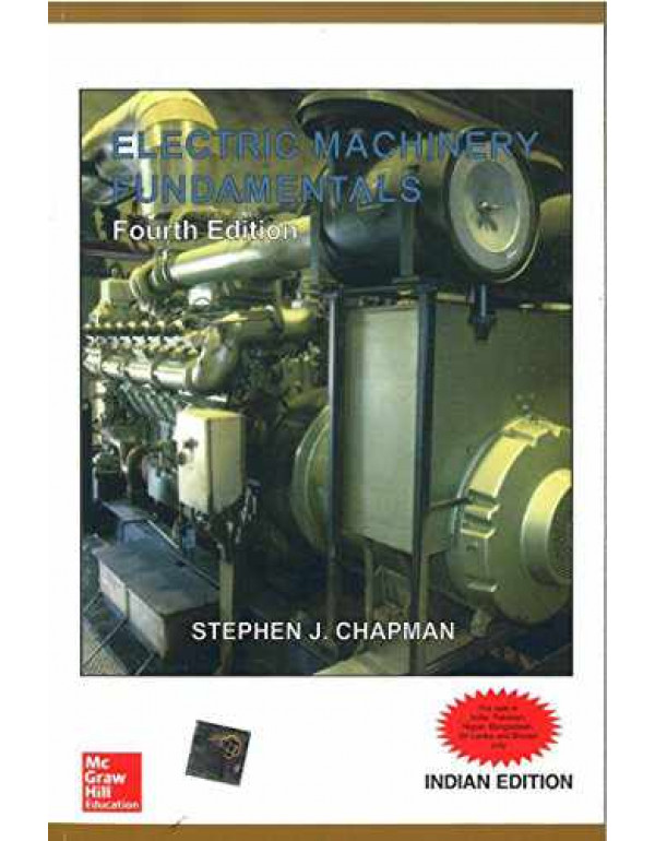 Electric Machinery Fundamentals By Chapman, Stephen