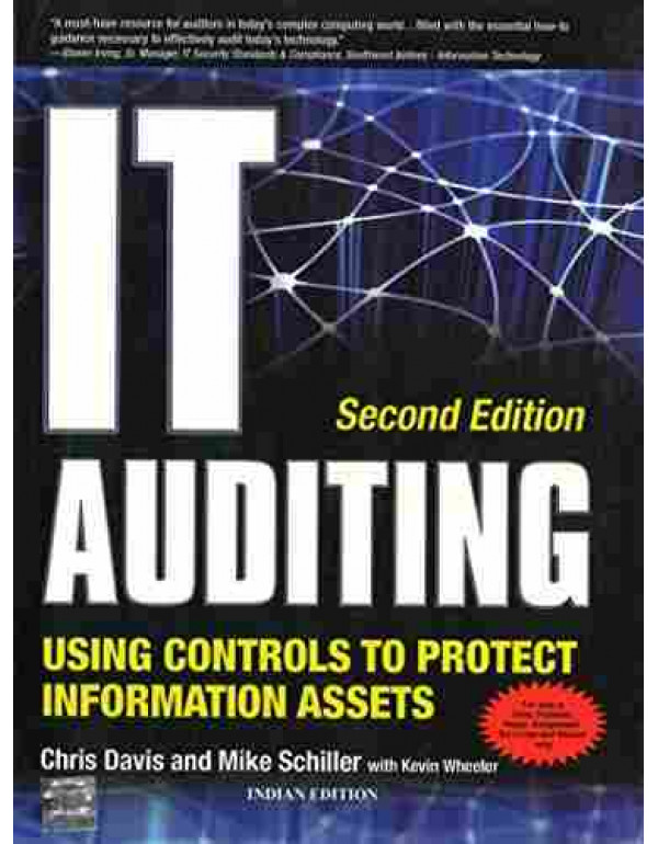 IT AUDITING By MC GRAW HILL INDIA (0071077278) (9780071077279)