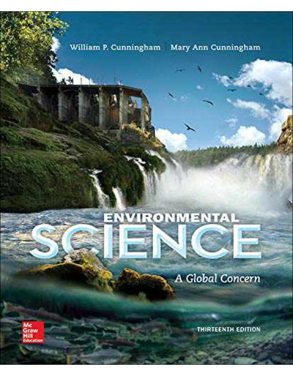 ENVIRONMENTAL SCIENCE By Cunningham, William