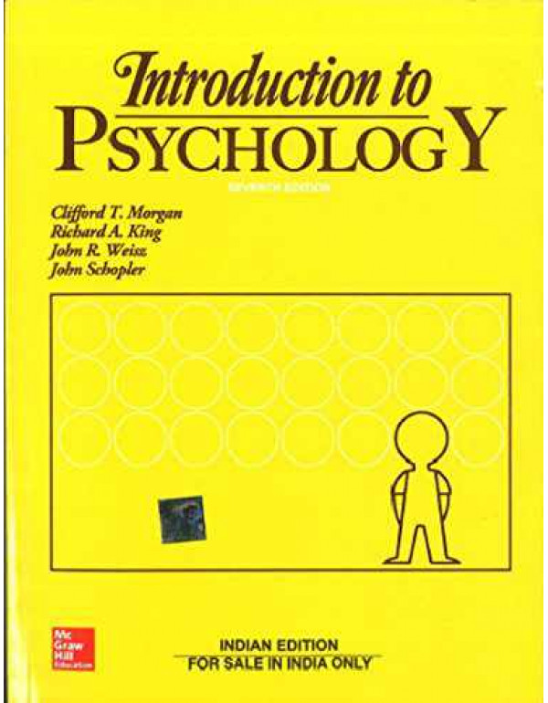 Introduction to Psychology By Morgan, Clifford