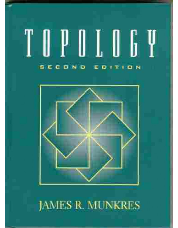 Topology 2nd Edition HB By Munkres, James (0131816292) (9780131816299)