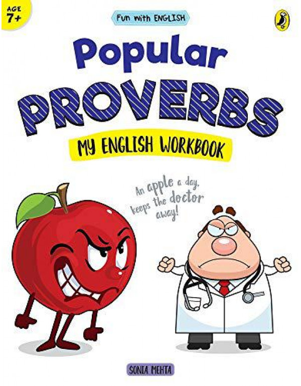 Popular Proverbs (Fun with English) By Mehta, Sonia
