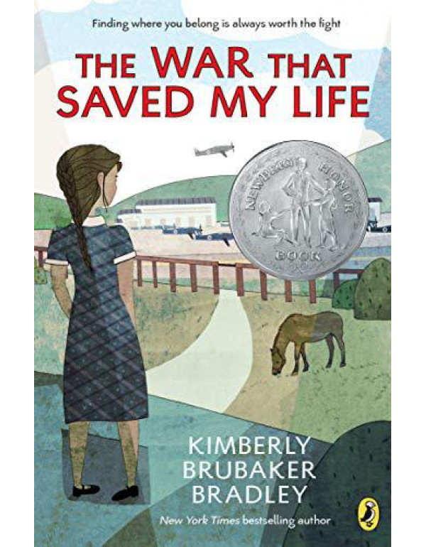 The War That Saved My Life By Bradley, Kimberly Brubaker
