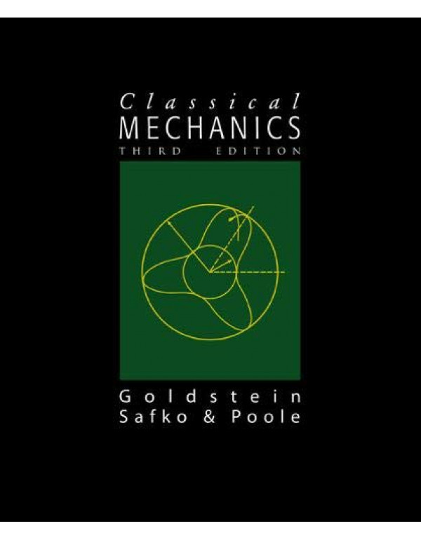 Classical Mechanics by Herbert Goldstein (0201657023) (9780201657029)