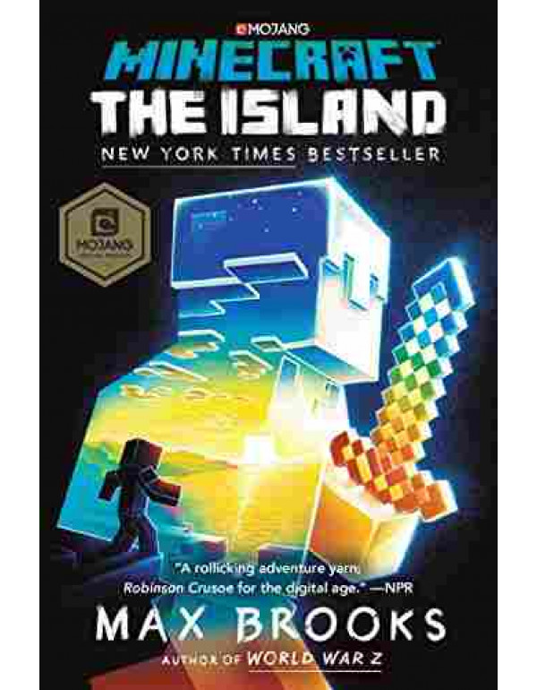 Minecraft: The Island: An Official Minecraft Novel Paperback By Brooks, Max (0399181792) (9780399181795)