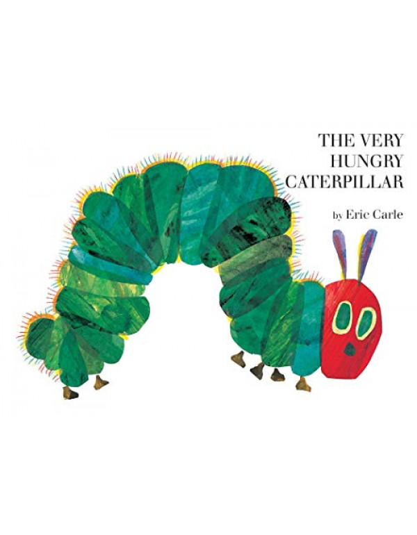 The Very Hungry Catepillar by Eric Carle (0399226907) (9780399226908)
