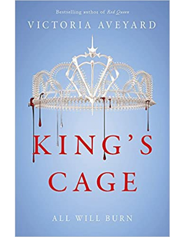 King's Cage By Victoria Aveyard (1409150763) (9781409150763)