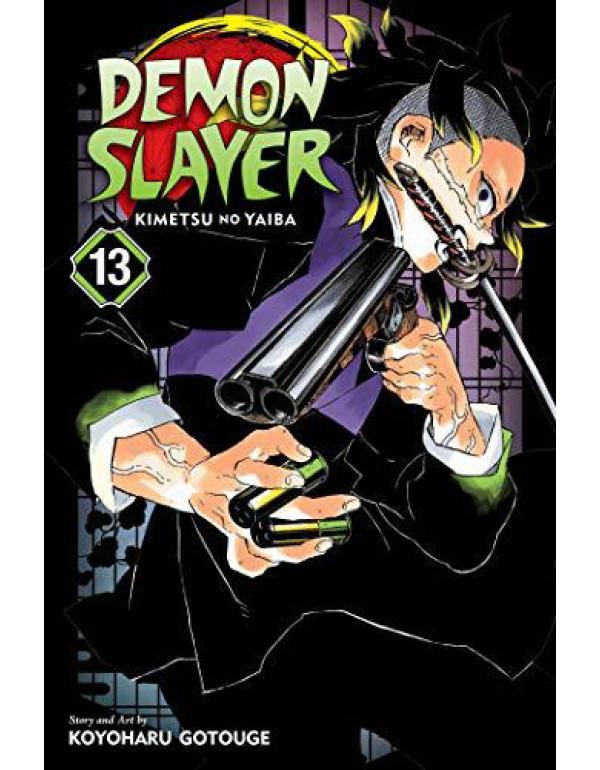 Demon Slayer: Kimetsu no Yaiba, Vol. 13 (Volume 13): Transitions By Gotouge, Koyoharu