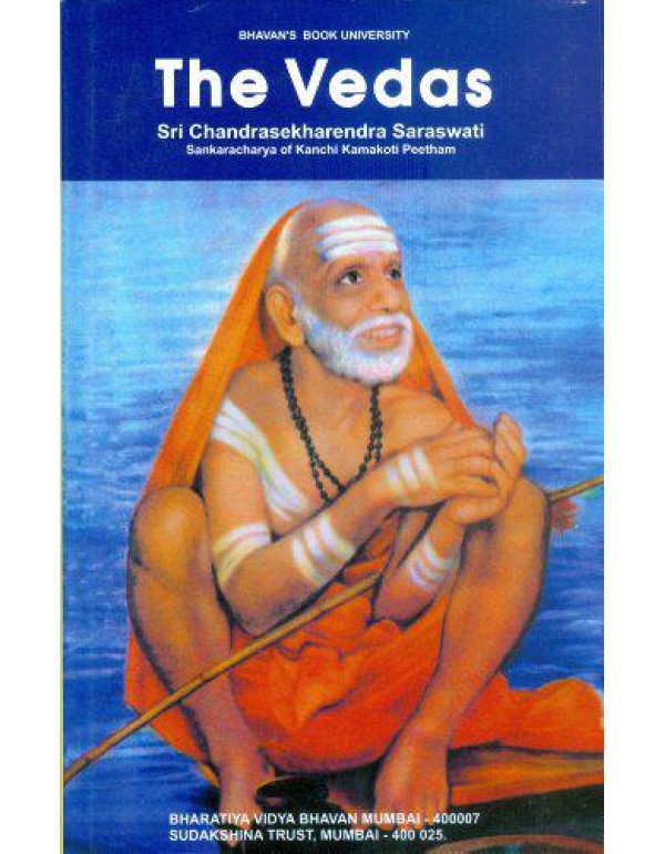 The Veda By Sri Chandrakesharendra Saraswati