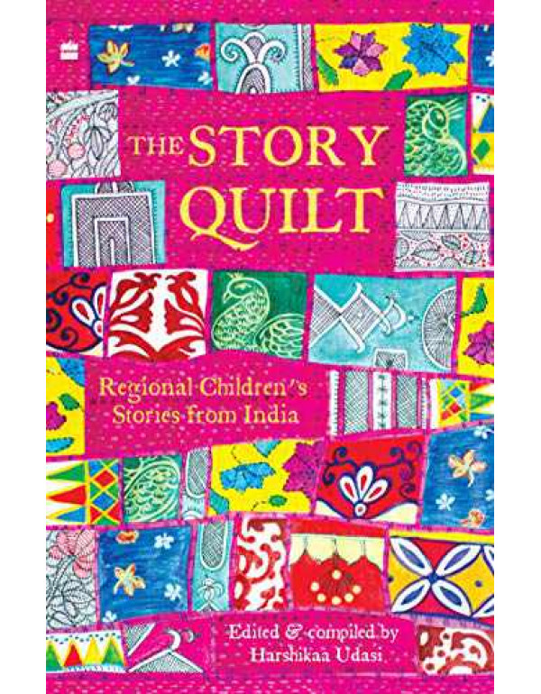 The Story Quilt By Udasi, Harshikaa