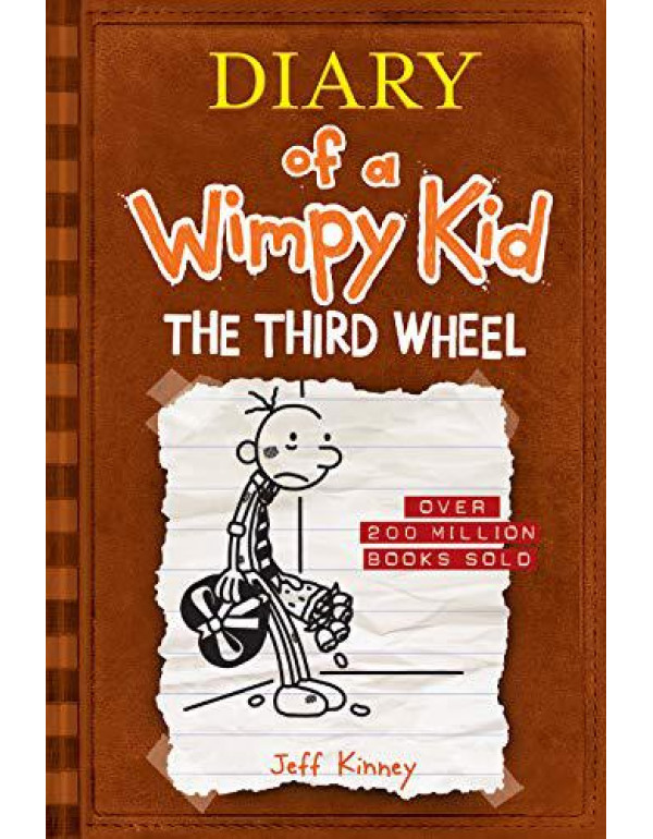 The Third Wheel (Diary of a Wimpy Kid #7) By Kinney, Jeff