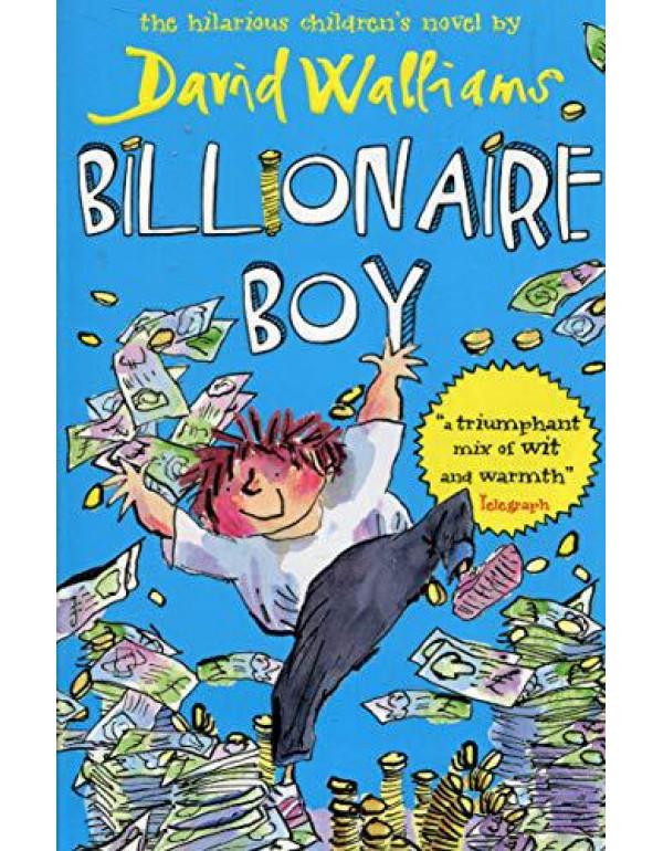 Billionaire Boy By Walliams, David