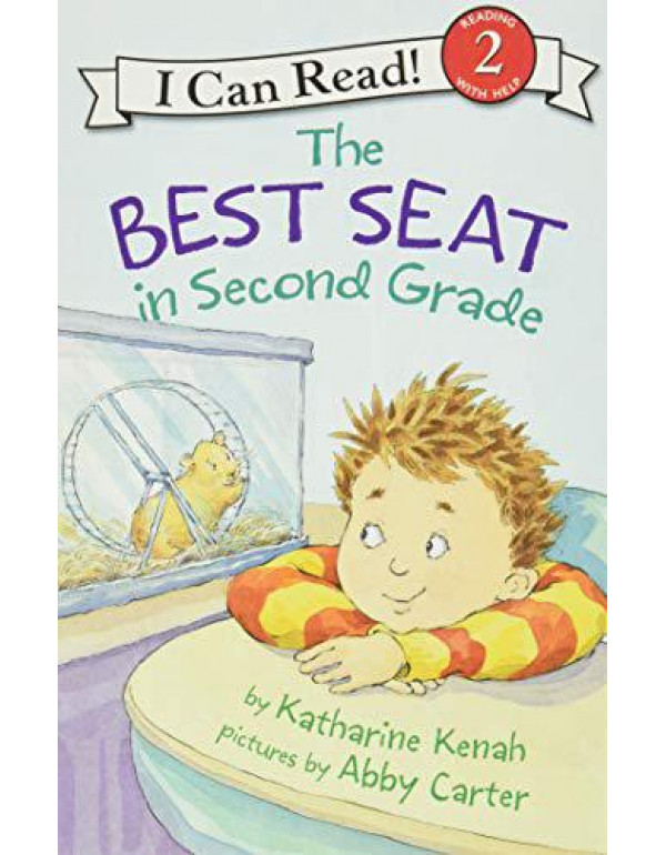 Best Seat in Second Grade (I Can Read Level 2) By Kenah, Katharine