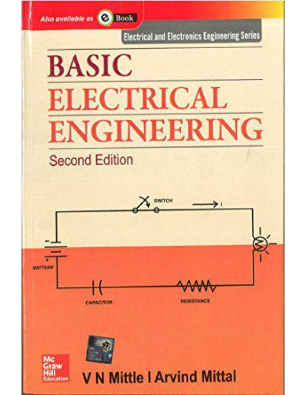 Basic Electrical Engineering By Mittle, V