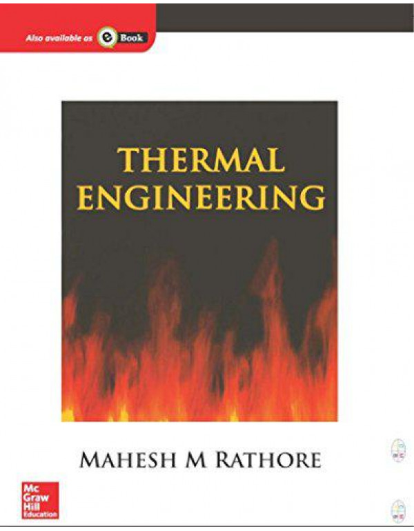 Thermal Engineering By Rathore, Mahesh